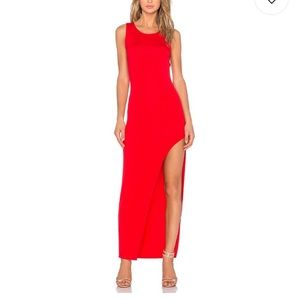 REVOLVE Passion Dress in Red Lovers + Friends